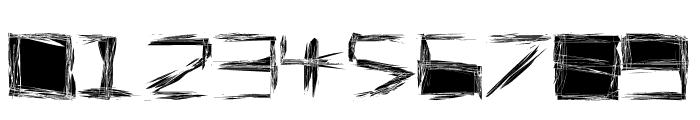 Claustrophont Font OTHER CHARS