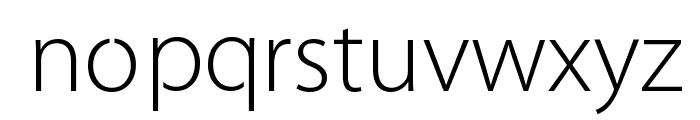 Cleanvertising-Light Font LOWERCASE