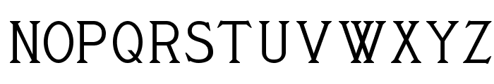 Cleaver's_Juvenia Font LOWERCASE