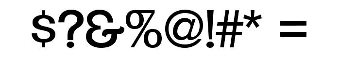 ClementePDai-Regular Font OTHER CHARS