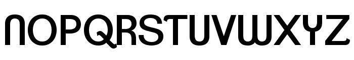 ClementePDai-Regular Font UPPERCASE