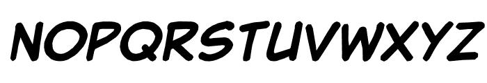 Clementine Bold Italic Font LOWERCASE