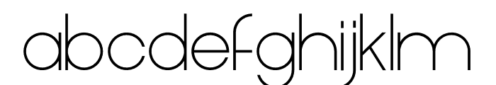 Cleon Demo Font LOWERCASE