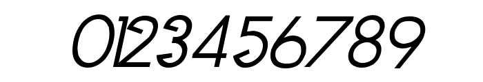 Clocker Bold Italic Font OTHER CHARS