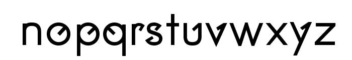 Clocker Bold Font LOWERCASE