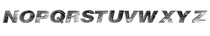 CloseRace Font UPPERCASE