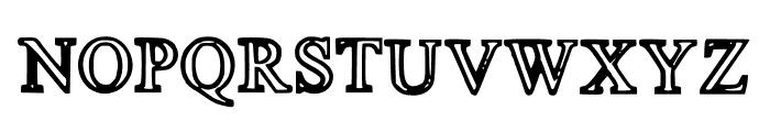 ClosetoTO Font UPPERCASE