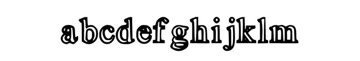 ClosetoTO Font LOWERCASE