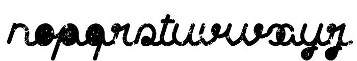 Clothing brands Font UPPERCASE