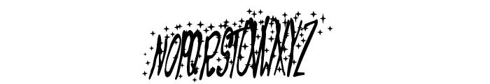 Club Fluffy Font UPPERCASE