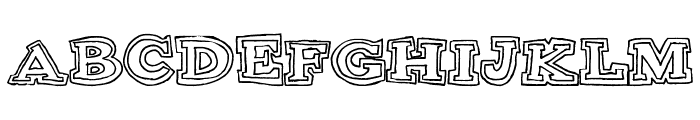 ClubSport Font LOWERCASE