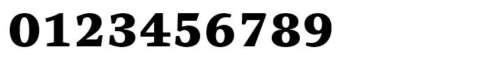 Claridge Black Font OTHER CHARS