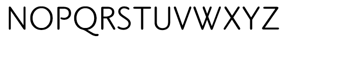 Claude Sans Regular Font UPPERCASE