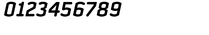 Clicker Bold Italic Font OTHER CHARS