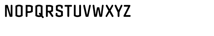 Clicker Medium SC Font LOWERCASE