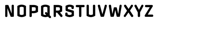 Clicker Semibold Small Caps Font LOWERCASE