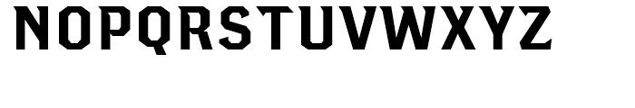 Clockpunk Small Caps Font UPPERCASE