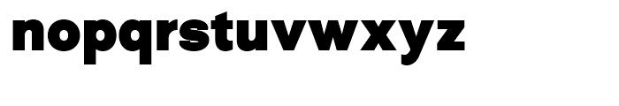 Closer Black Font LOWERCASE