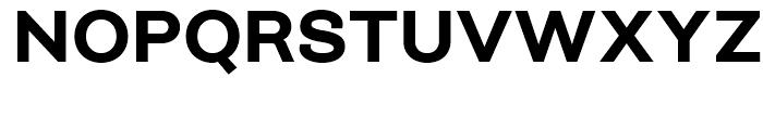 Closer Bold Font UPPERCASE