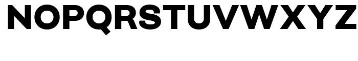 Closer ExtraBold Font UPPERCASE