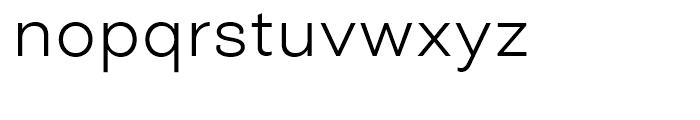 Closer Light Font LOWERCASE