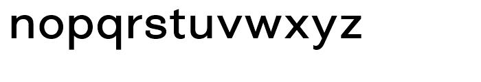 Closer Medium Font LOWERCASE