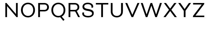 Closer Text Regular Font UPPERCASE