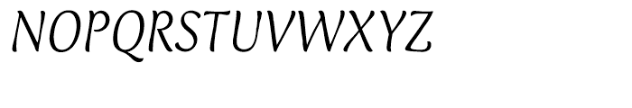 Club Type Script Regular Font UPPERCASE