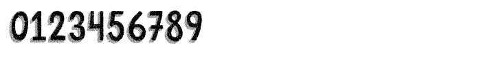 Cluster Regular Font OTHER CHARS