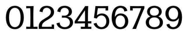 Clasica Slab Medium Font OTHER CHARS