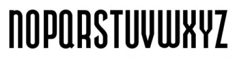 Classification JNL Regular Font LOWERCASE