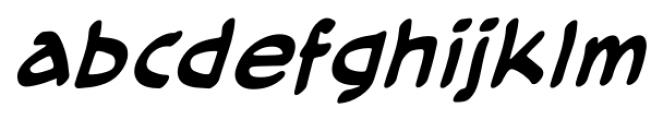 Cloudsplitter LC BB Bold Italic Font LOWERCASE