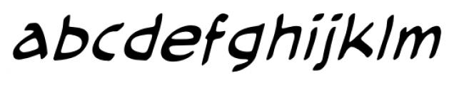 Cloudsplitter LC BB Italic Font LOWERCASE