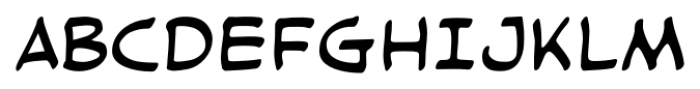 Cloudsplitter LC BB Regular Font UPPERCASE