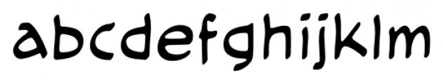 Cloudsplitter LC BB Regular Font LOWERCASE