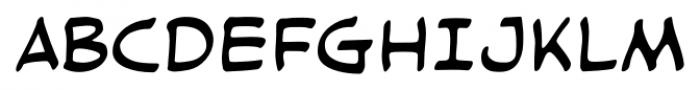 Cloudsplitter UC BB Regular Font UPPERCASE