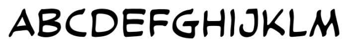 Cloudsplitter UC BB Regular Font LOWERCASE