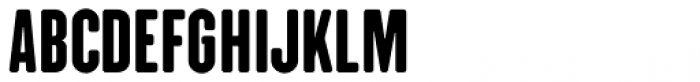 Clandestina SC Font UPPERCASE
