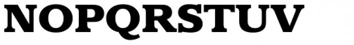 Claremont RR ExtraBold Font UPPERCASE