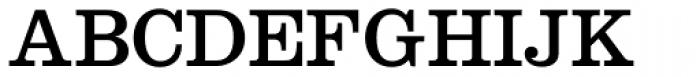 ClarendoNeo Pro Font UPPERCASE