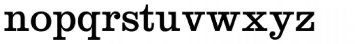 ClarendoNeo Pro Font LOWERCASE