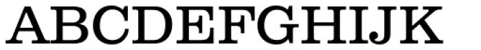 Clarendon Com Light Font UPPERCASE