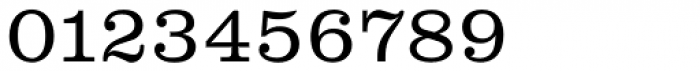 Clarendon SB Light Font OTHER CHARS