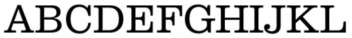 Clarendon SB Light Font UPPERCASE