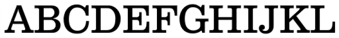 Clarendon Text TF Font UPPERCASE