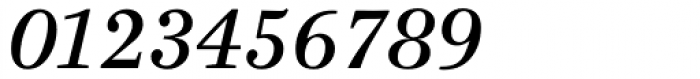 Claridge Italic Font OTHER CHARS