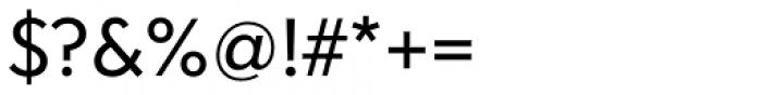 Clarika Geometric Regular Font OTHER CHARS