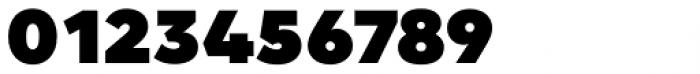 Clarika Geometric UltraBlack Font OTHER CHARS