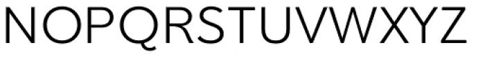 Clarika Grotesque Light Font UPPERCASE