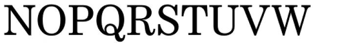 Clarion Std Regular Font UPPERCASE